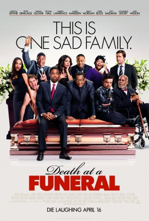 Death Funeral Poster