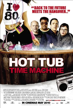 Hot Tub Poster 2