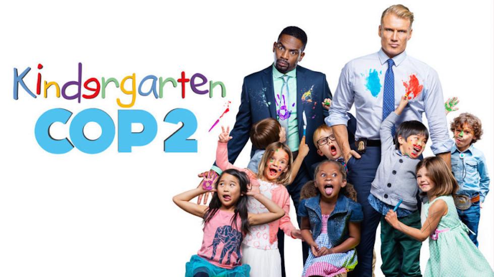 Kindergarten Cop 2 News